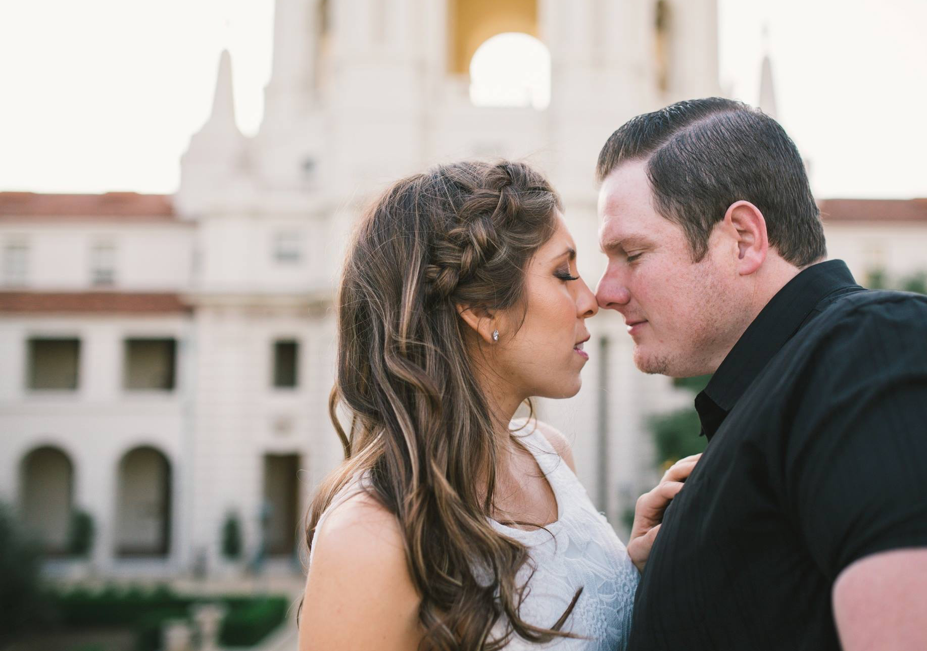photography by paulina creative pasadena engagement photographer of romantic wedding photos