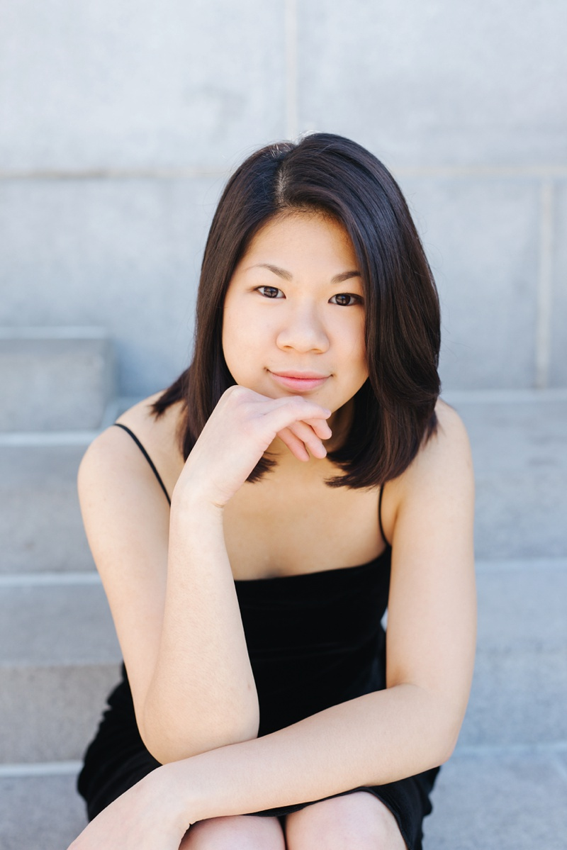 downtown los angeles headshot session photo