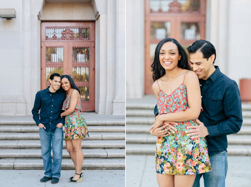photography by paulina los angeles fine art romantic engagement session photography photo