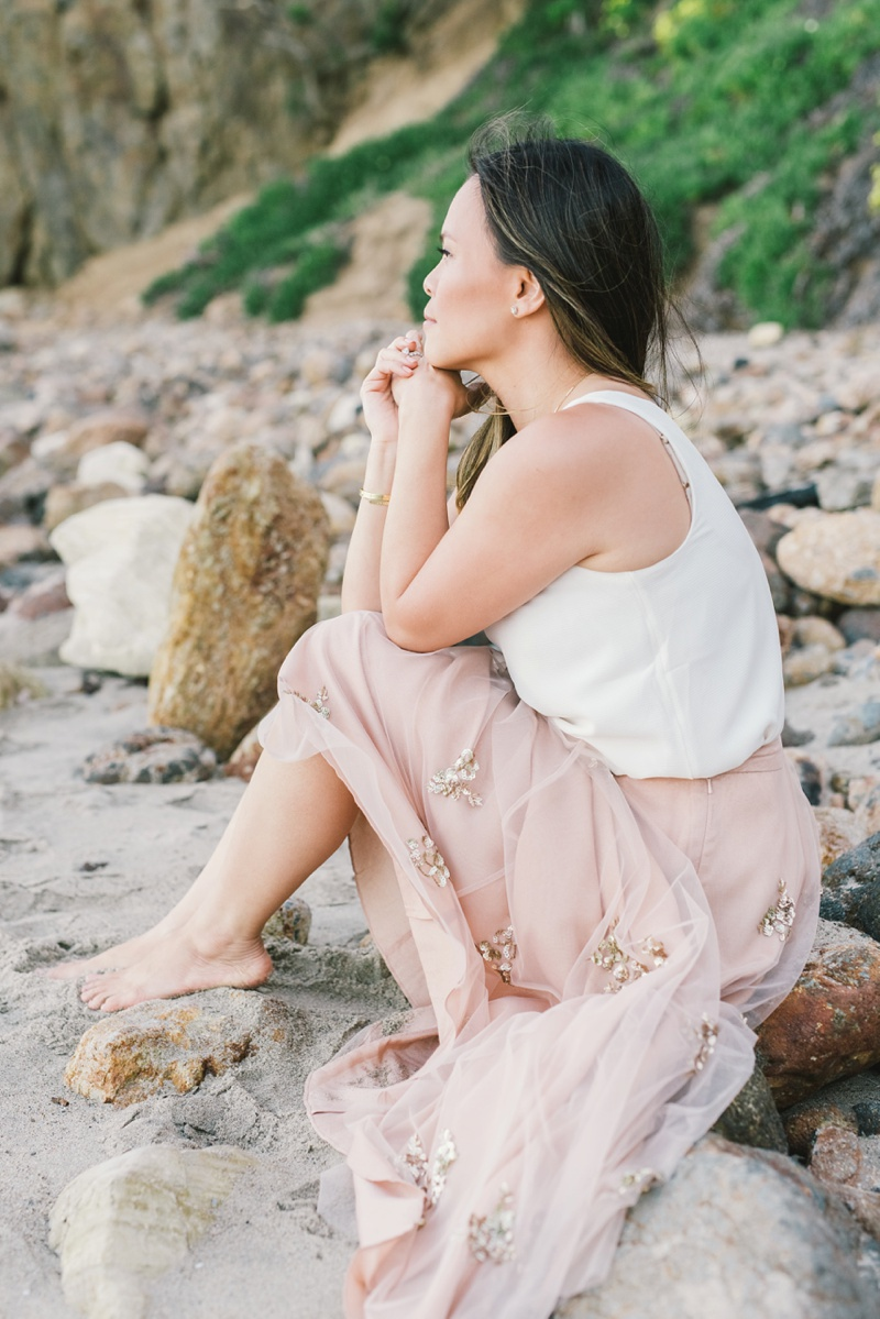 point dume portrait photography session photo