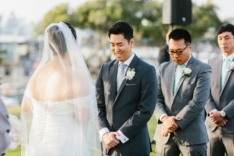 los angeles modern wedding photography photo