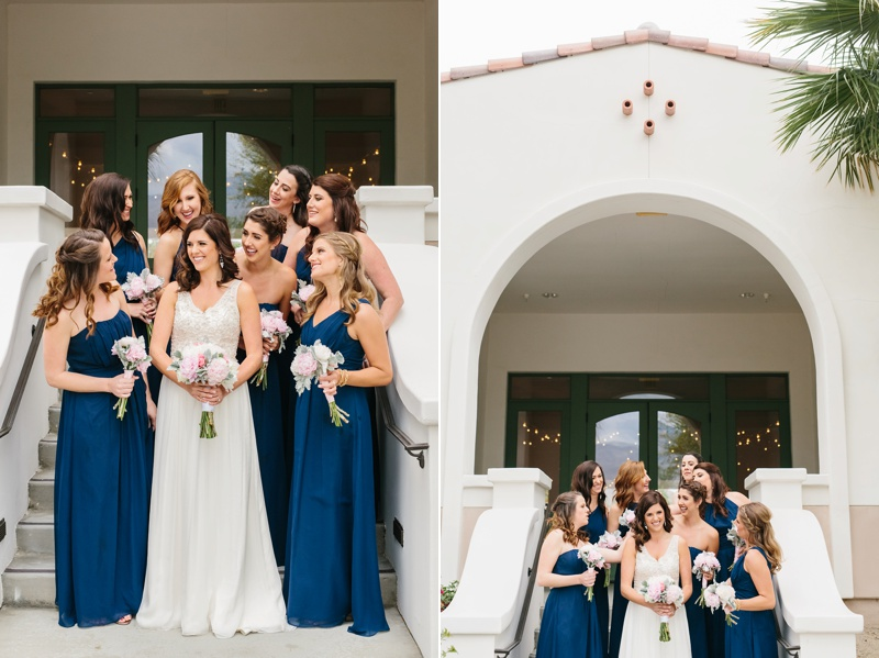 la quinta resort and country club wedding photo