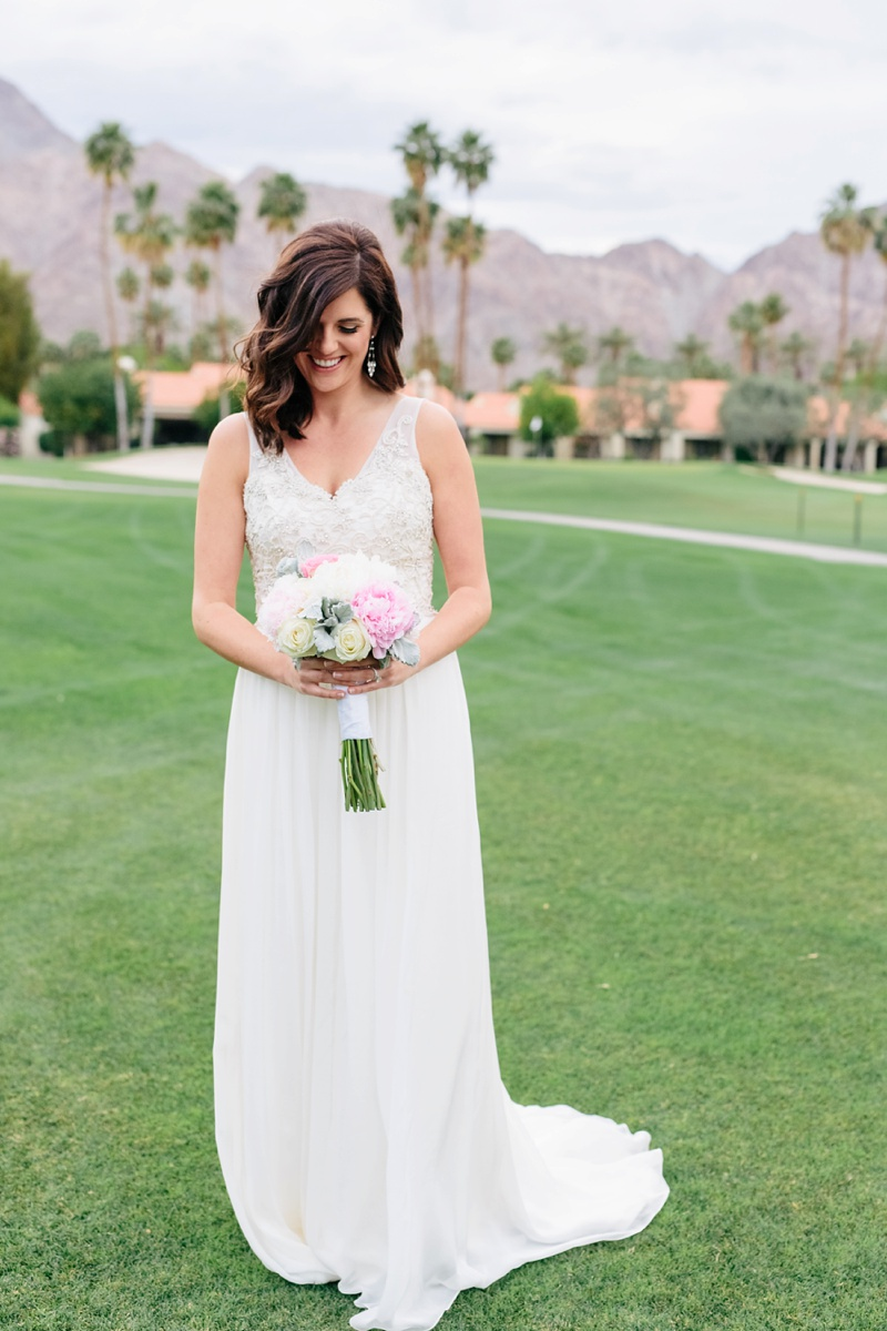 la quinta resort wedding photo
