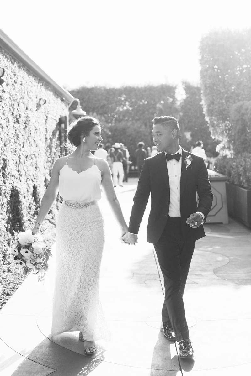 los angeles romantic wedding photographer photo
