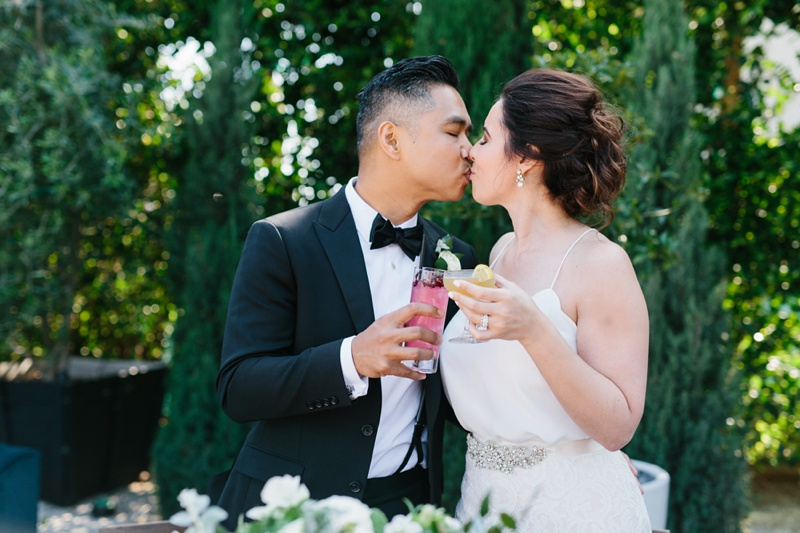 los angeles modern wedding photographer photo